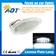 High quality canbus license plate lamp super white 6000K for Astra with Emark