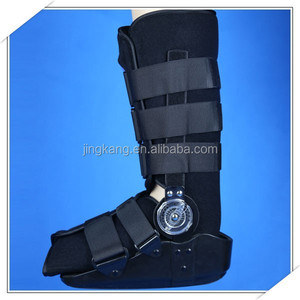 ROM Pneumatic Walker Boot orthopedic ankle cam walke brace and support with CeFDA proved