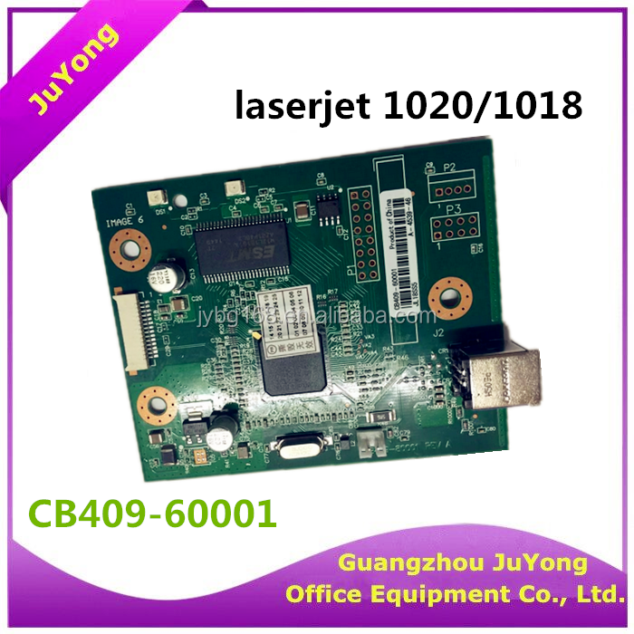 High quality printer spare part logic card with 100% tested for LJ 1020