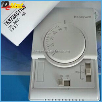 Honeywell thermostat T6373AC1108, View temperature controller, Honeywell  Product Details from Pinghu Demart International Trade Company Limited on