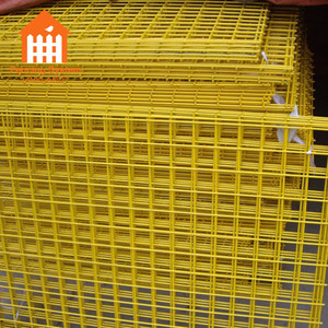 Pvc Coated Welded Wire Mesh Black Vinyl Wire Mesh