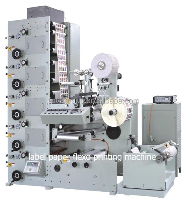 Alibaba China Gold Suppliers Aluminum Foil Label Paper Flexo ...