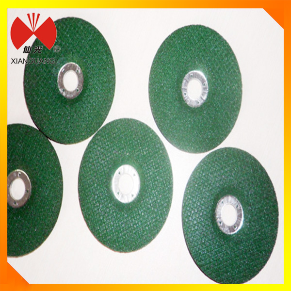 green flexible abrasives scrap grinding wheels