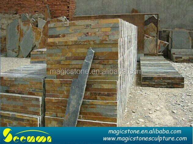 outdoor garden rusty natural culture stone