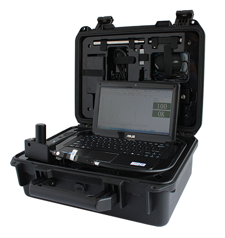 smart-raman portable raman spectrometer