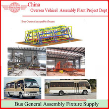 China Coaches Production Line and Equipments Service for Sale