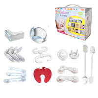 Baby Proof First Home Babies Children's Proofing Safety products Starter Kit Set