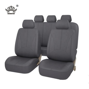 Universal polyester leather car seat cover