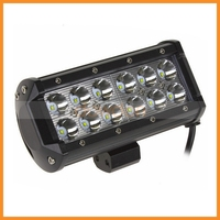 Flood Beam T6 LED Motorcycle 36W Off Road Bar Lighting