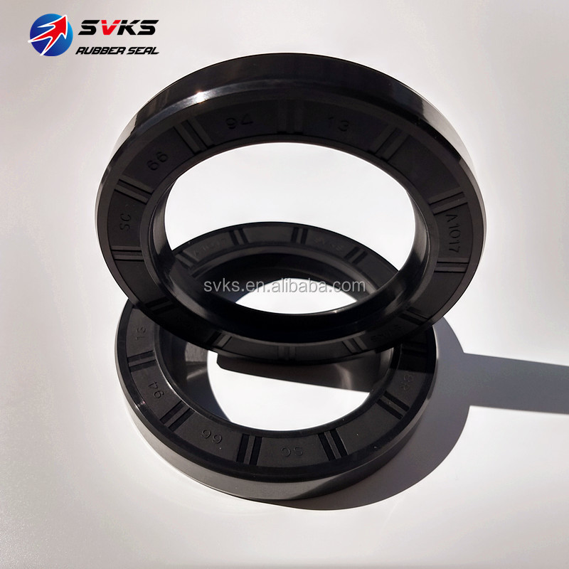 Low price Durable NBR/VITON/SILICONE/FKM Rubber oil seal