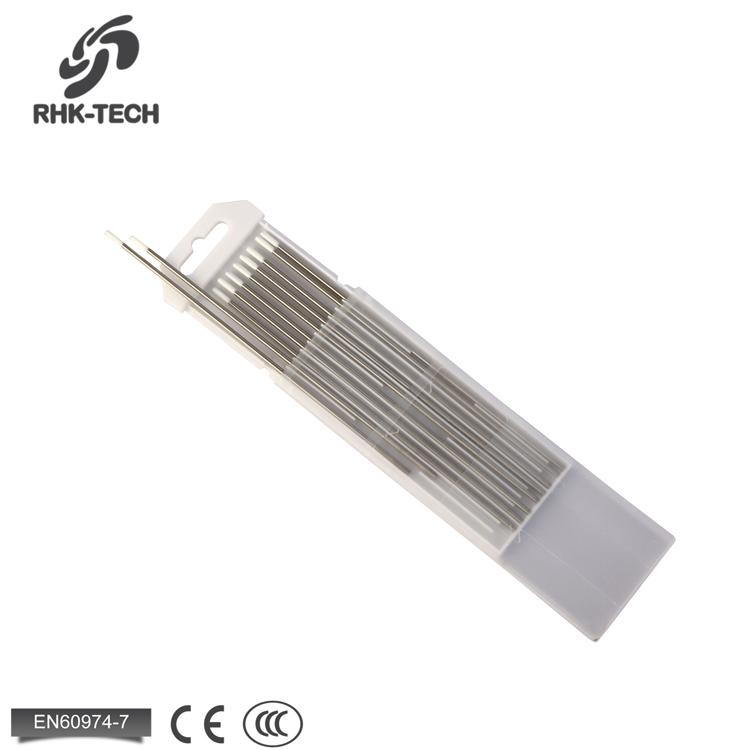 RHK-TECH высококачественные вольфрамовые палочки, медный вольфрамовый сплав WZ8 по лучшей цене