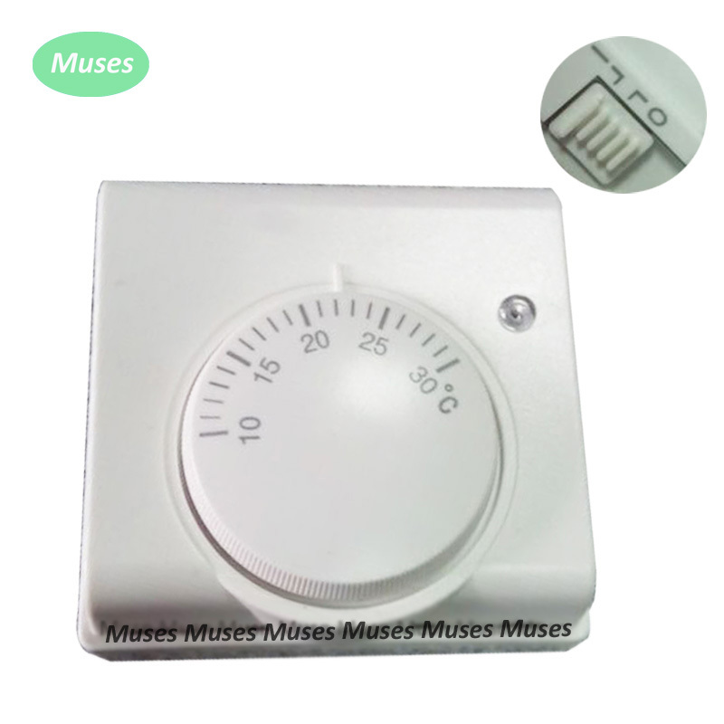 Floor Heating System Temperature Controller  SG-2000 central Air-condition house room Mechanical thermostat on/off switch