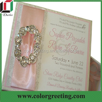 Baby pink elegant wedding invitations with pearl wholesale party baby pink elegant wedding invitations with pearl wholesale party city wedding invitations card do it yourself solutioingenieria Image collections