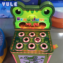 YU LE muntautomaat hit hamer elektronische game machine <span class=keywords><strong>voor</strong></span> kids