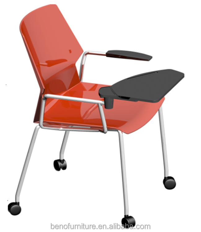Wholesale junior desk chair school student desk and chair with writeboard