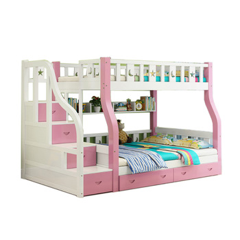 China Factory Twin Size Queen Size Bedroom For Kids Bunk Bed View Twin Size Queen Size Bed Cbmmart Product Details From Cbmmart Limited On Alibaba Com
