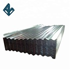 Corrugated roofing sheet price galvanized steel sheet gi sheet plate S350GD 0.18mm