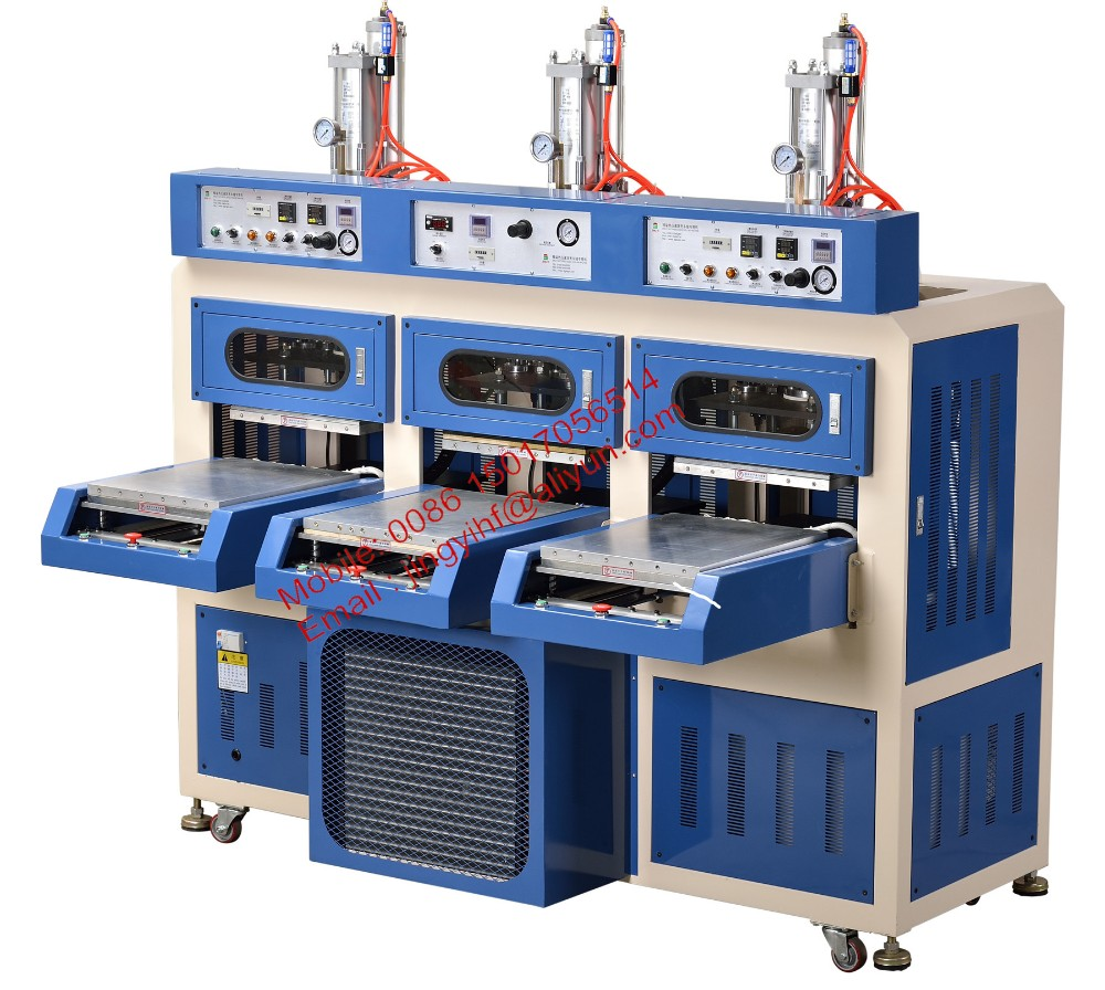 radio frequency 8kw high frequency plastic welding machine