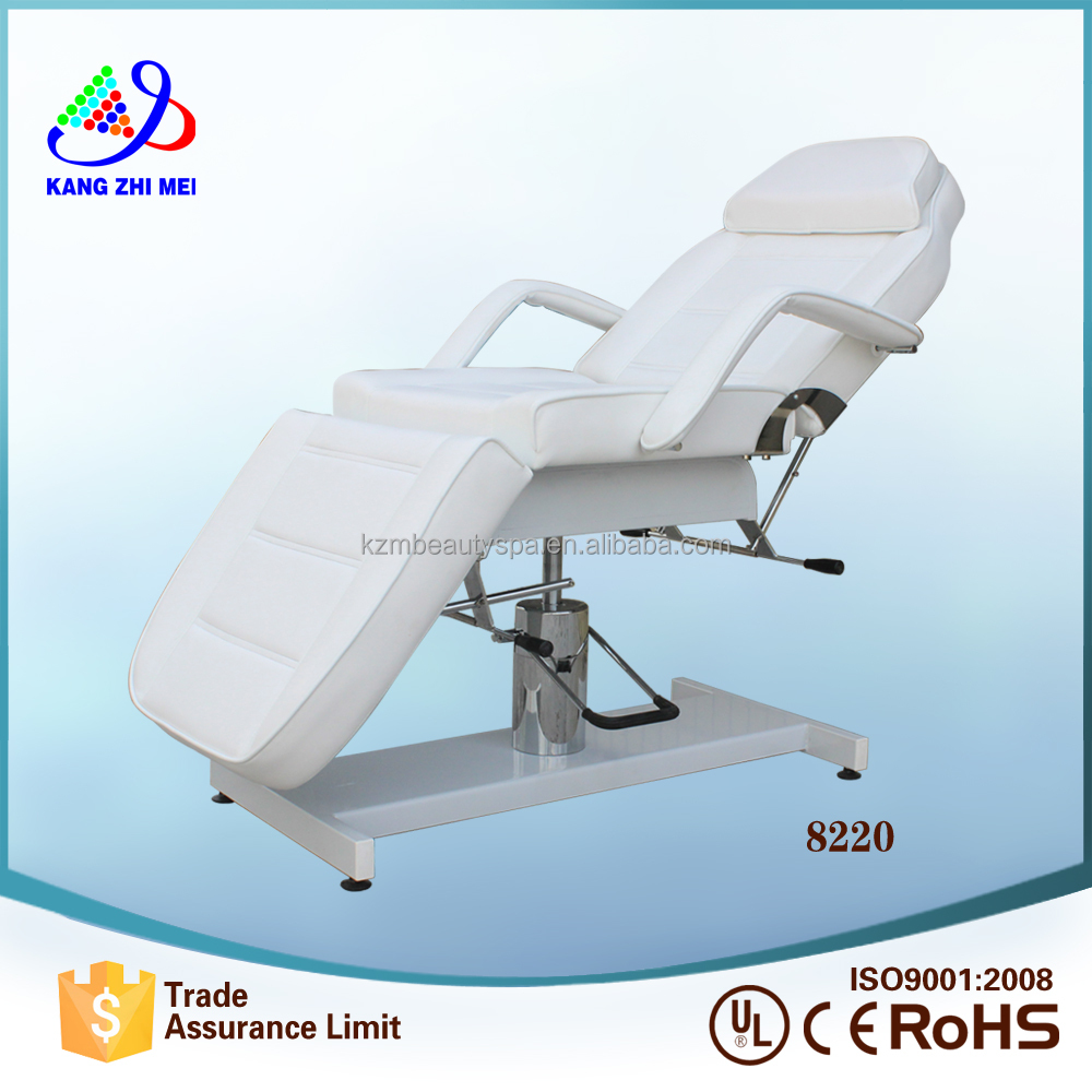 kangzhimei hydraulic facial bed spa table tattoo salon chair for sale 8220