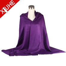 custom wholesale Colorful polyester lady kashmiri shawls