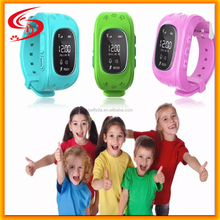 smart watch kids 2017 SOS GPS design Wrist Watch Phone Q50 for Android Iphone
