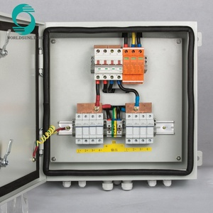 solar energy pv array PV string pvcombine box junction box ip67
