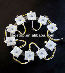 smd5050 micro LED module light cluster,best led backlight system for signs