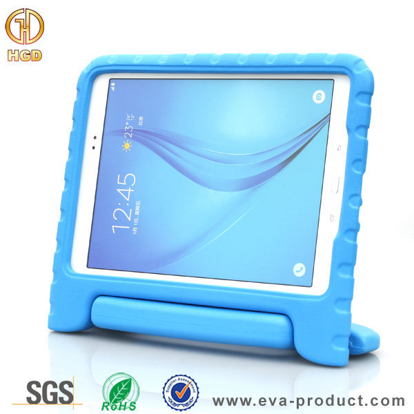 Eva material protective smart cover case for samsung galaxy tab a 9.7