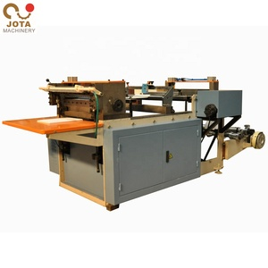 High Speed A3/A4 White Paper Sheeting Machine Copy Paper Sheeting Machine