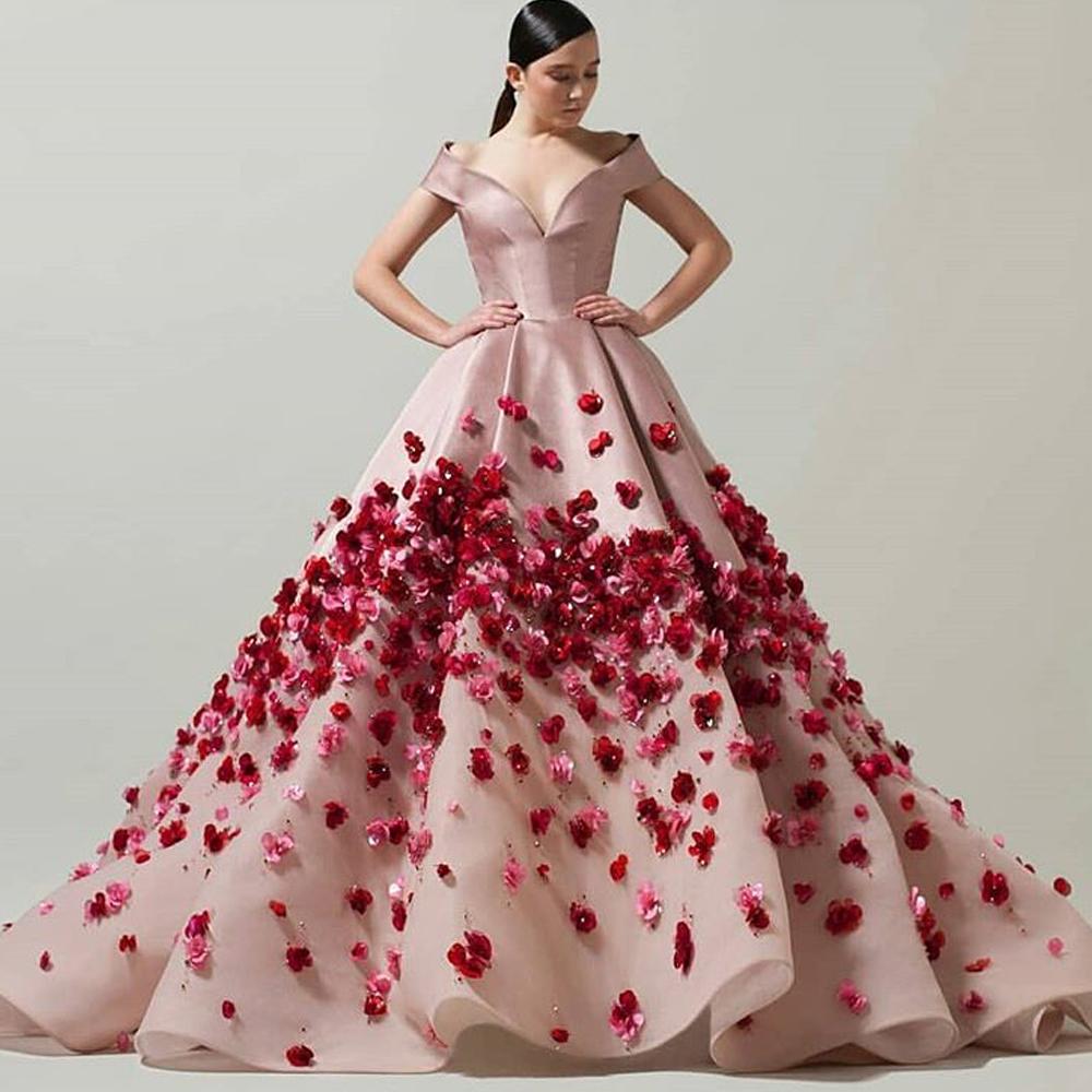 Modele robe soiree fillette