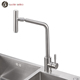 Wholesale Cheapest Price Import Kitchen Water Heater Tap And Double Spout Faucet Fitting