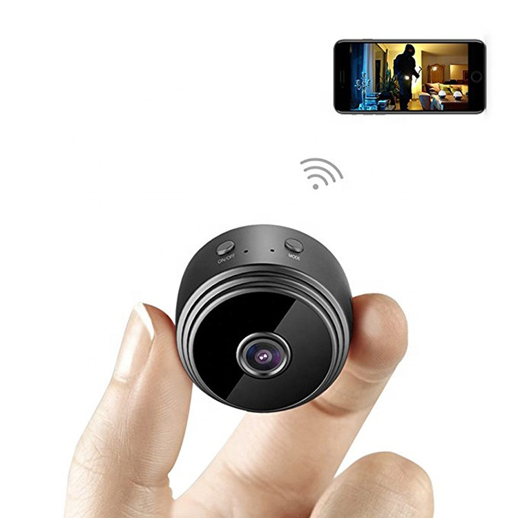 Originele Fabriek Voor Amazon HOT Koop HD 1080 P A9 Wifi P2P IP Mini Sport Actie Camera Met IR Night vision