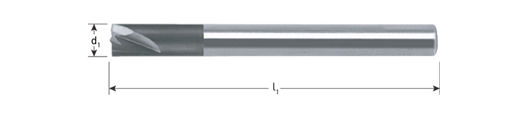 High Speed Steel Spot Weld Drill Bit for SPOTLE