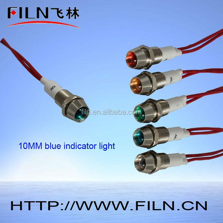 Hot Sale 12v Led Light Bulbs Ba15d Led 12mm Buttons Indicator ...