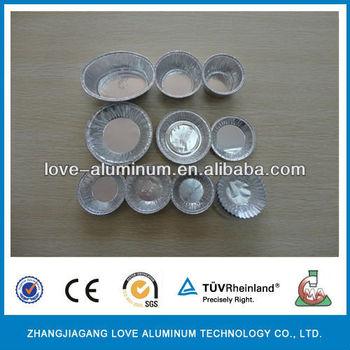 Small Aluminum Foil Cups For Egg Tart/cake Baking Of Different ...
