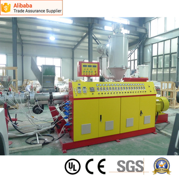 Fashionable new products single screw extruder for nylon tube
