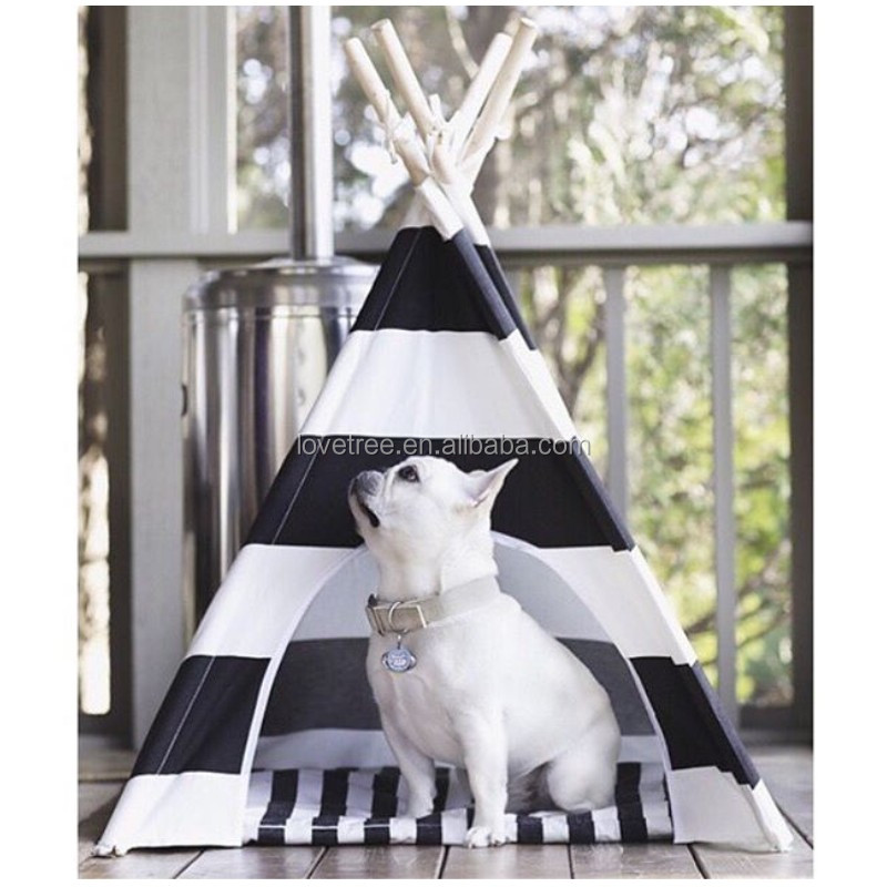 Lovetree New Products Dog Bed Cat Bed Pet Supplies Carrier Bag Tipi Dog