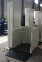 new condition harmar vertical wheelchair platform lift with CE, ISO, SGS certificate