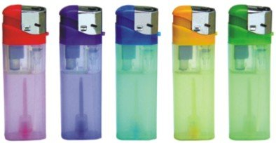 Lunga vita cilindro di plastica più leggero