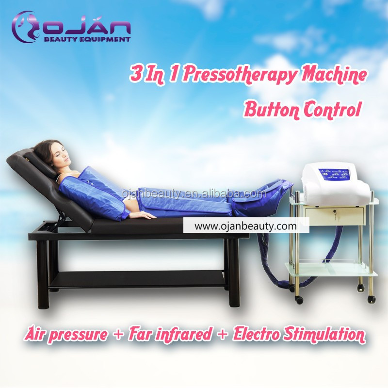 Pressotherapy Cellulite Treatment Air Compress Leg Massager Machine MX-P1