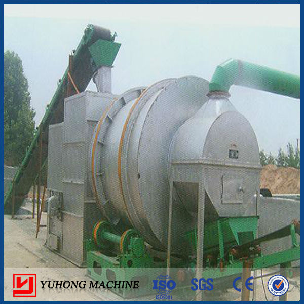 china 2014 .Large Production Capacity Quartz Sand Rotary Dryer in Promotion