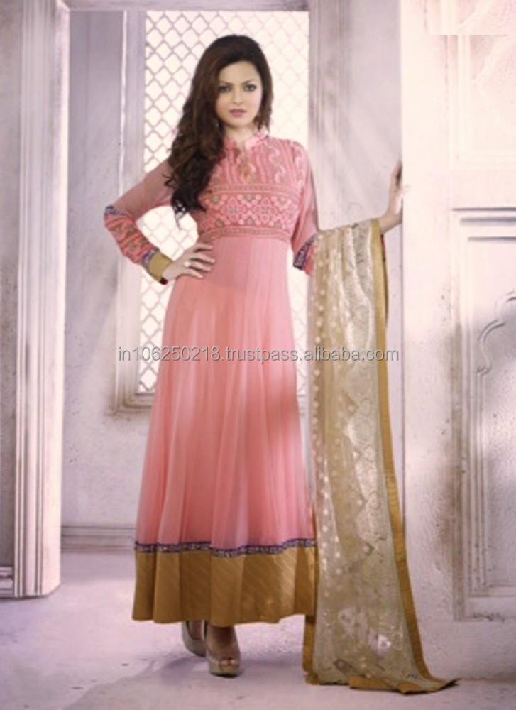Indian Designer Salwar Fashionable New Latest Women Wear Suits R6916 ... 54fc3bb39d