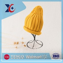 fashion knit customized design knitted beanie ski funny winter hat