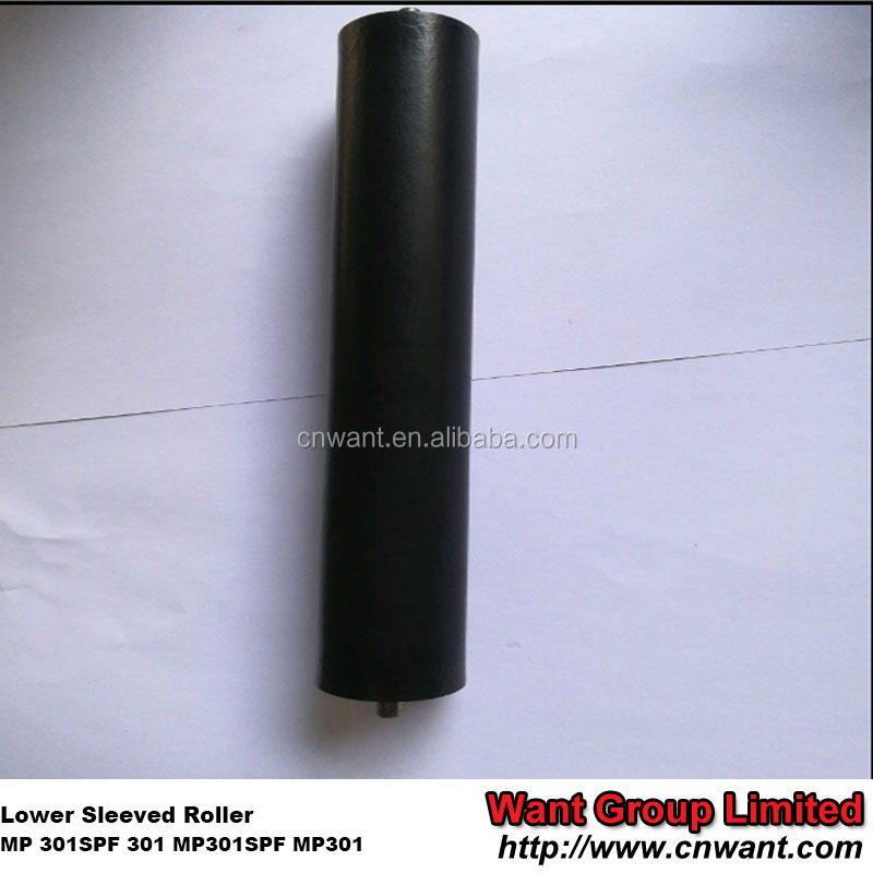 For Ricoh Aficio Mp 301spf 301 Mp301spf Mp301 Lower Sleeved Pressure Roller  Ae02-0207 Ae020207 - Buy 301 Lower Sleeved Roller,301 Lower Pressure