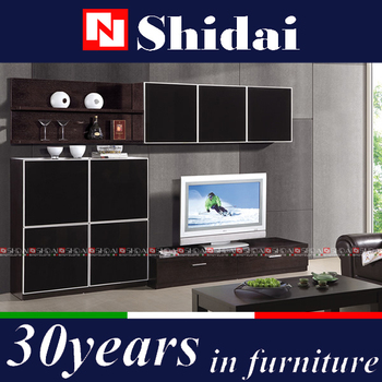 tv st nder schrankwand designs tv ger t design mdf tv. Black Bedroom Furniture Sets. Home Design Ideas