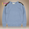 factory direct wholesale of kids fashion sweater knitted sweater simple baby boy sweater designs