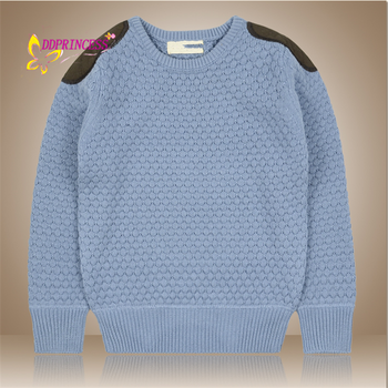 b7ebbc2c5502c factory direct wholesale of kids fashion sweater knitted sweater simple  baby boy sweater designs