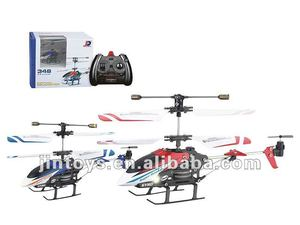 high speed king best Infrared control 3.5ch rc helicopter in 2 red and blue