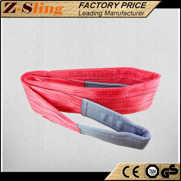 Heavy duty web/Web Sling for cargo lifting equipment use