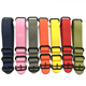 Bulk Sale PVD Zulu Various Color Canvas Watch Strap